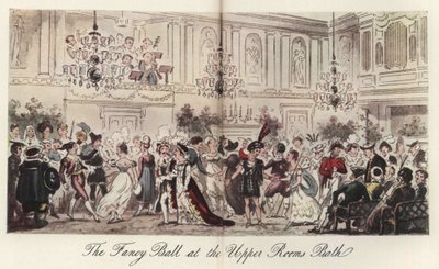 The English Spy by Robert Cruikshank