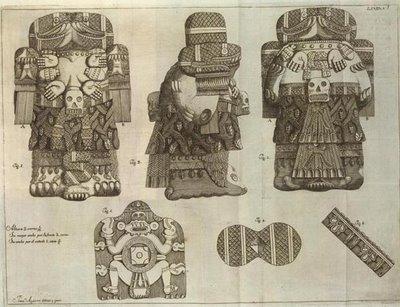 Antonio de León y Gama Aztec Stones