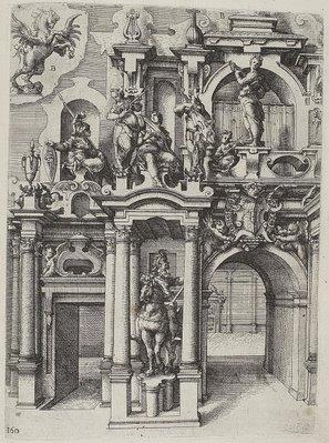 Corinthian architectural image