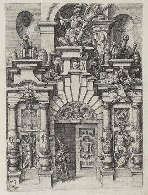 1598 doric architecture