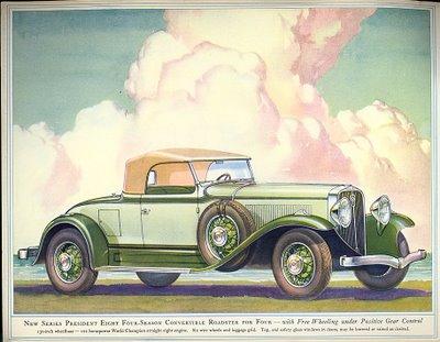 Studebaker Advertisement 1931