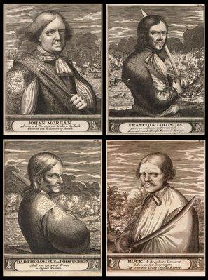 4 buccaneers