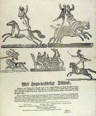 Pony Riding 1834