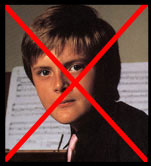 Say no to Aled Jones
