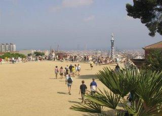 Parc Güell Gaudi Barcelona