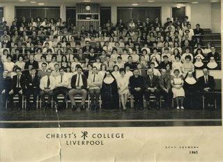 Christ's Class of 1965