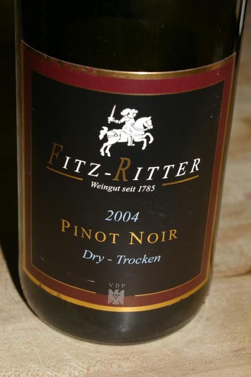fitz ritter wine