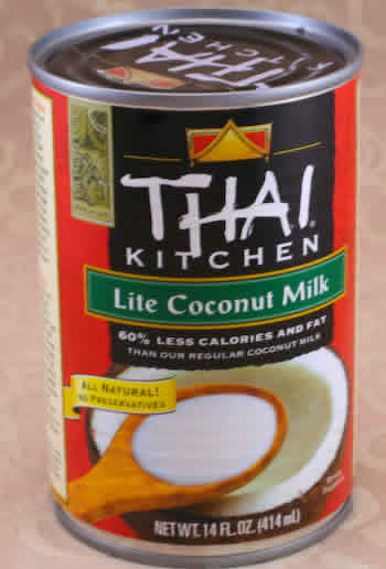 Thai Kitchen Lite Coconut Milk Amazing Kalyn's Kitchen Picks Thai Kitchen Lite Coconut Milk  Kalyn's 2017