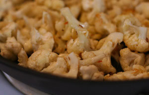 ... Kitchen®: Recipe for Braised Cauliflower with Garlic and Anchovies