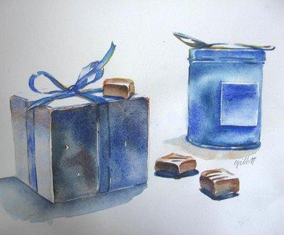 JEAN-PAUL HEVIN Cadeaux