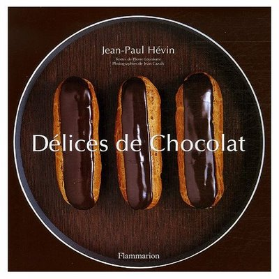Jean-Paul Hévin's new book