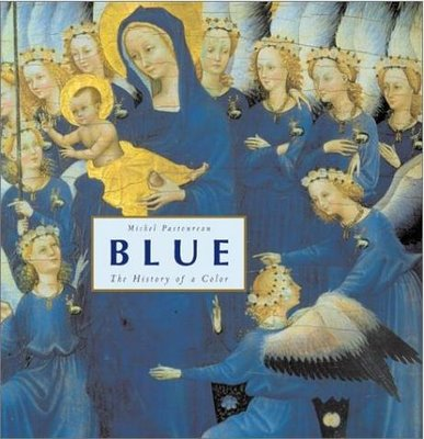 the book for those who love the color blue!