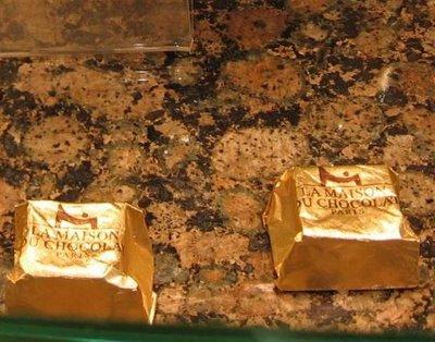 La Maison du Chocolat Marrons Glace