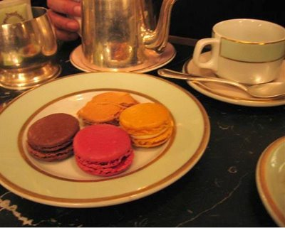 Laduree Macarons