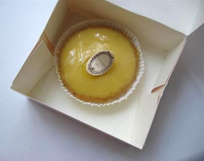 Laduree Tarte au Citron