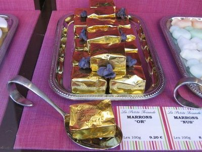 Marrons Glace in Reims