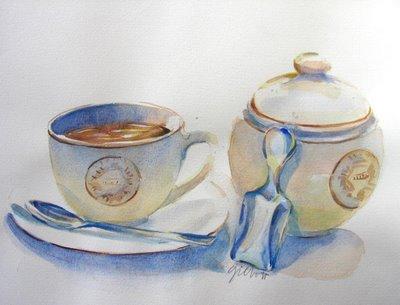 Mariage Freres silver tea scoop
