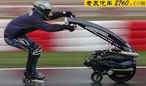 racing r tro roller scooter. Black Bedroom Furniture Sets. Home Design Ideas
