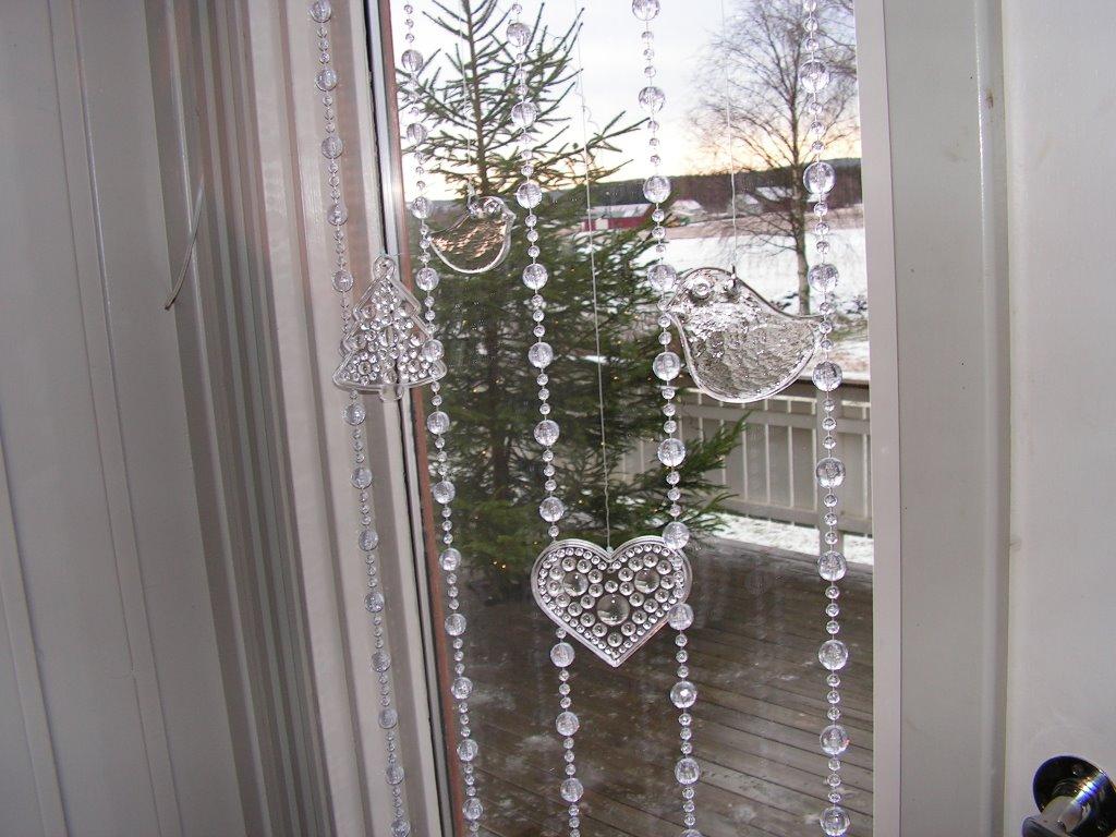 Hengepynt til vindu