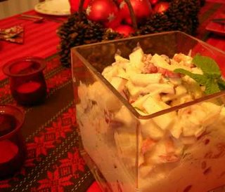 Apple Yogurt Salad