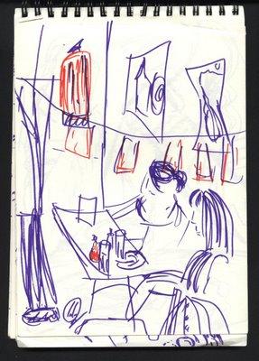 dibujo Granada - Reventaero