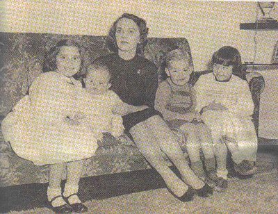 Sophia e os quatro filhos