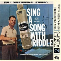 Album Cover, Sing a Song with Riddle