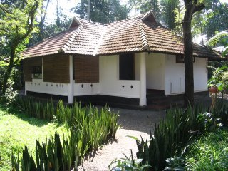 Tharavadu Cottage