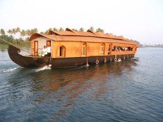 Housing Boat