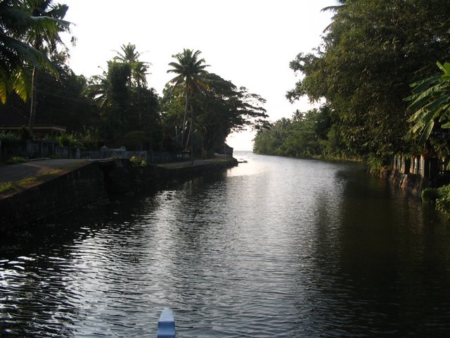 Gateway to Vembanad Lake