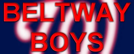 Farid Rushdi's The Beltway Boys