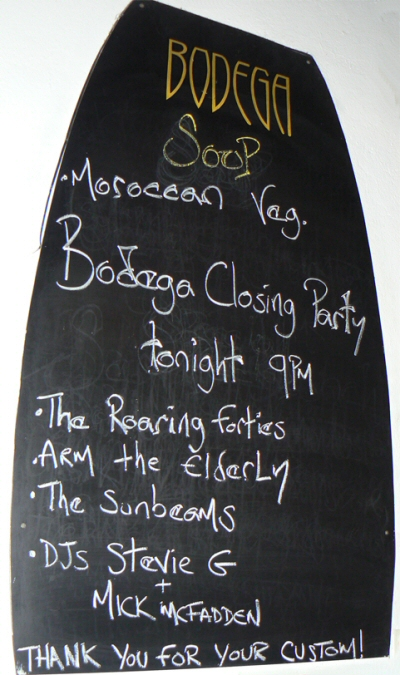 Bodega Cork