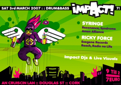 Impact Drum and Bass