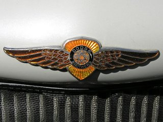 Dodge Emblem 1935 Hexagram