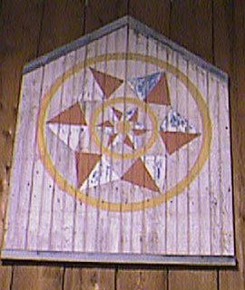 Hex Sign Hexagram
