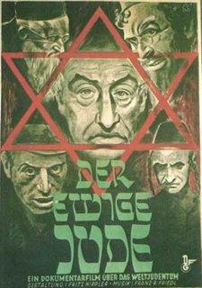 Nazi Poster Jewish star