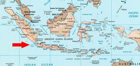 Αποτέλεσμα εικόνας για sunda strait map