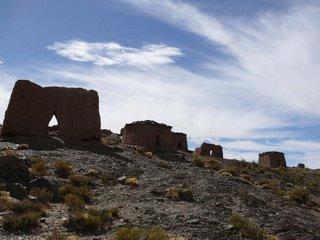 ruinas3 Viajeros   Sabedorias ancestrais, Oruro e deserto de sal