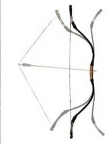 bygga pilbåge glasfiber
