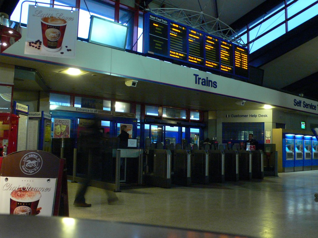 Manchester Oxford Road railway station - Wikipedia