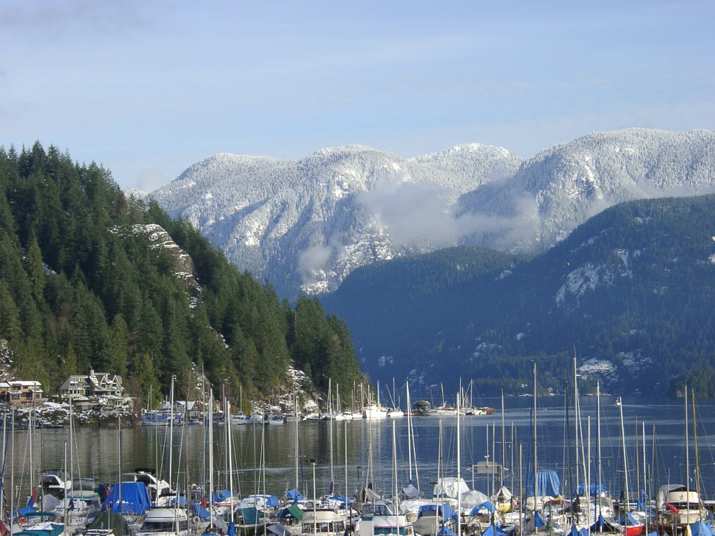 Today We Visited Deep Cove Which Is A Village On The Easternmost Edge Of Northshore And Sides Onto Water Inlet Indian Arm It Enjoys