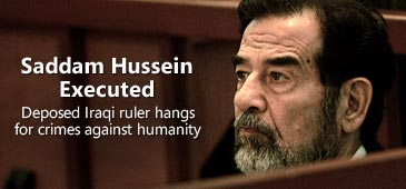 the brutality of saddam hussein an iraqi leader In his final days, saddam hussein shared stories with american soldiers and smoked cuban cigars.