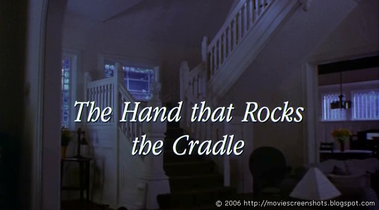 a hand that rocks the cradle rules the world essay