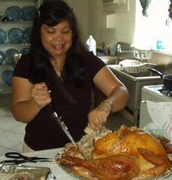 May the turkey carver