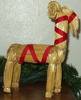 Swedish Jul Goat
