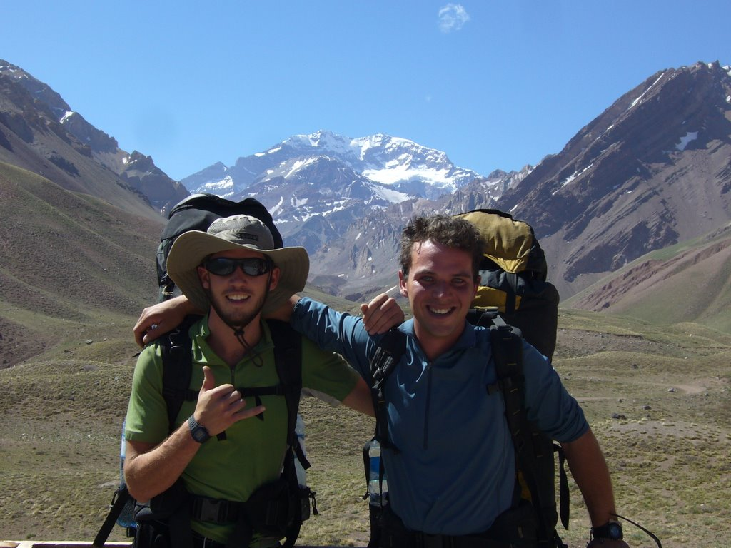 Adventure #throwback! Climbing Aconcagua in 2006