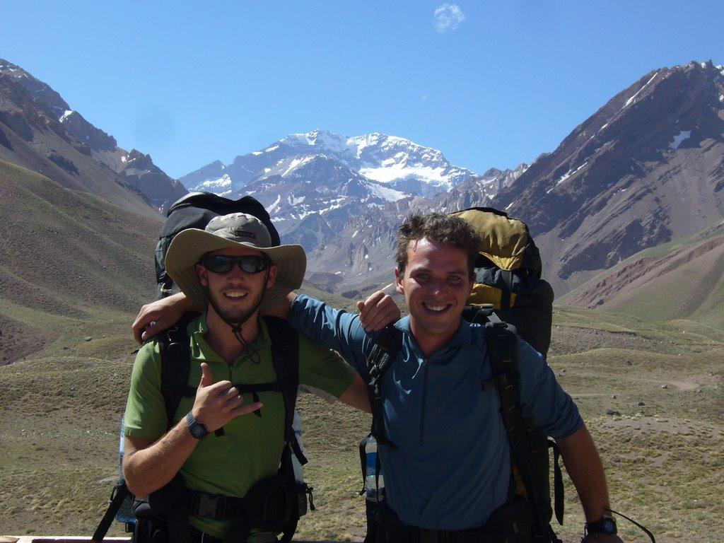 Adventure #throwback! Climbing Aconcagua in 2006