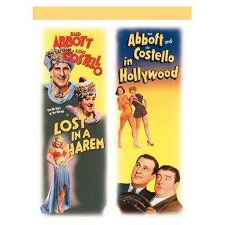 Lost In A Harem DVD Set