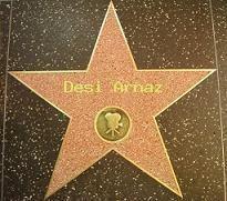 Desi Arnaz's Star