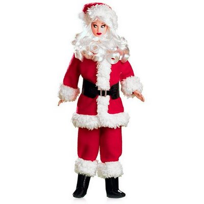 Lucy Christmas Doll